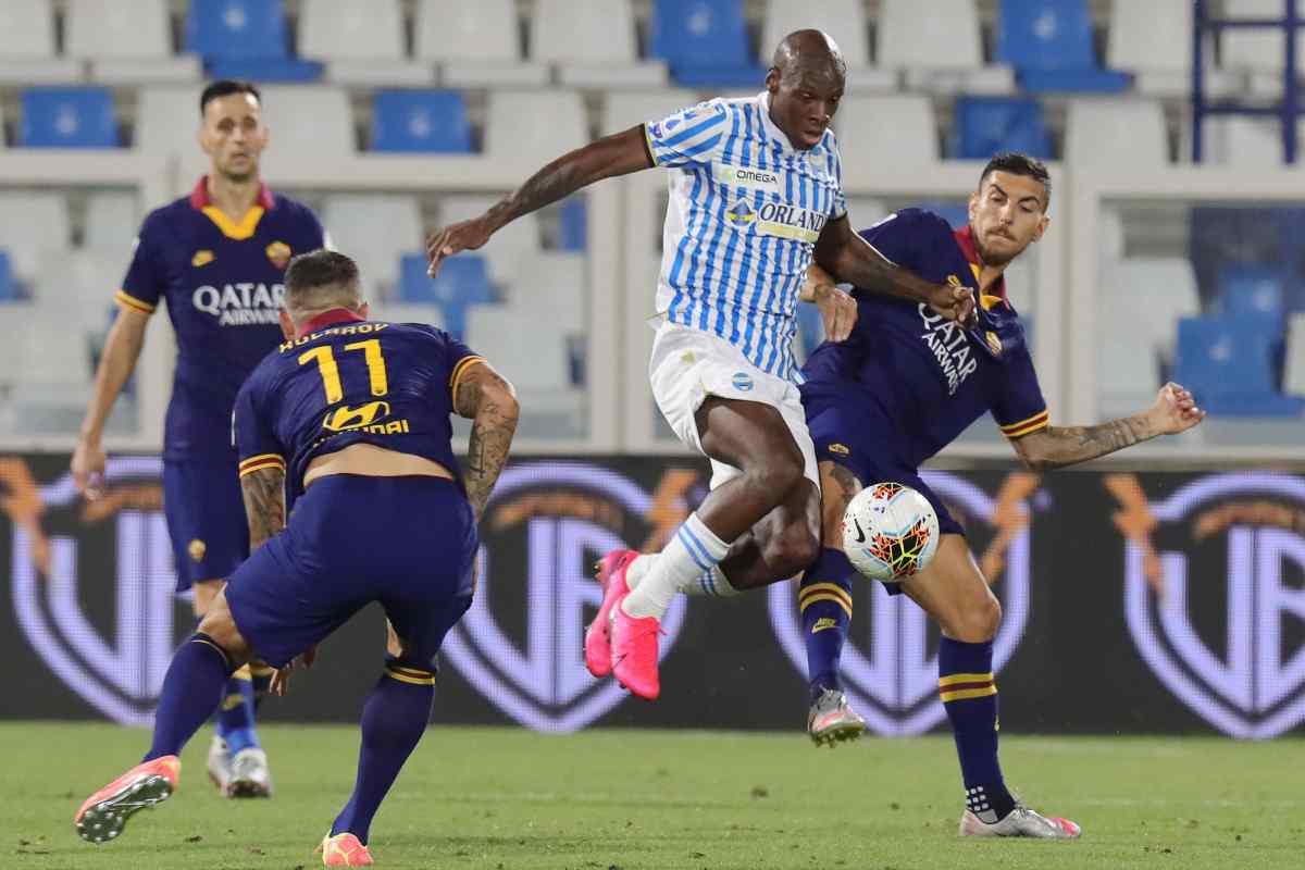 Džeko odgledao utakmicu s klupe, Roma razbila SPAL