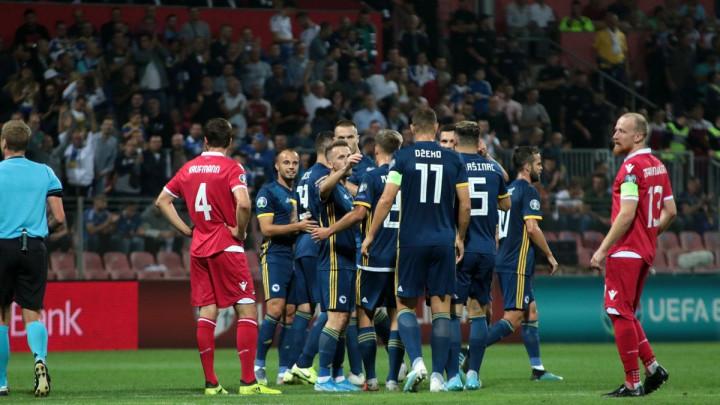Furiozna završnica Zmajeva i uvjerljiv trijumf protiv Lihtenštajna!