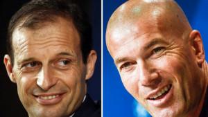 Interesantan rasplet situacije: Gdje će Zidane, a gdje Allegri?