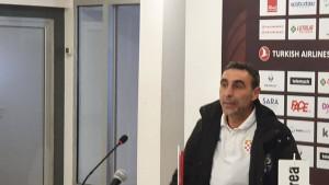 Balajić: Zaslužili smo pozitivan rezultat, protiv Želje idemo na pobjedu