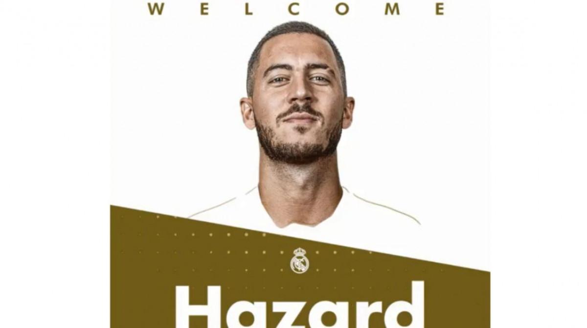 Real Madrid sutra predstavlja Edena Hazarda