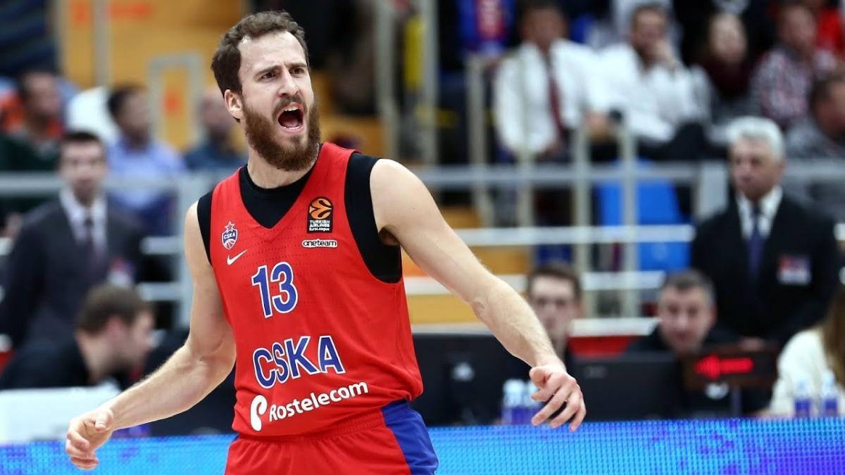 Sergio Rodriguez napustio CSKA