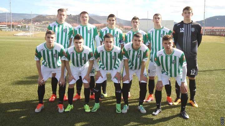 FK Olimpik se zahvalio FK Krupa