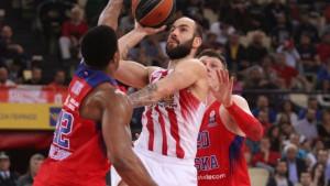 CSKA teškom mukom do slavlja nad Olympiakosom