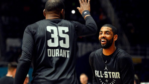 Brooklyn Netsi doveli Duranta i Irvinga i tako istakli kandidaturu za naslov prvaka