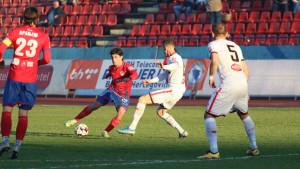 FK Borac oslabljen na Pecari
