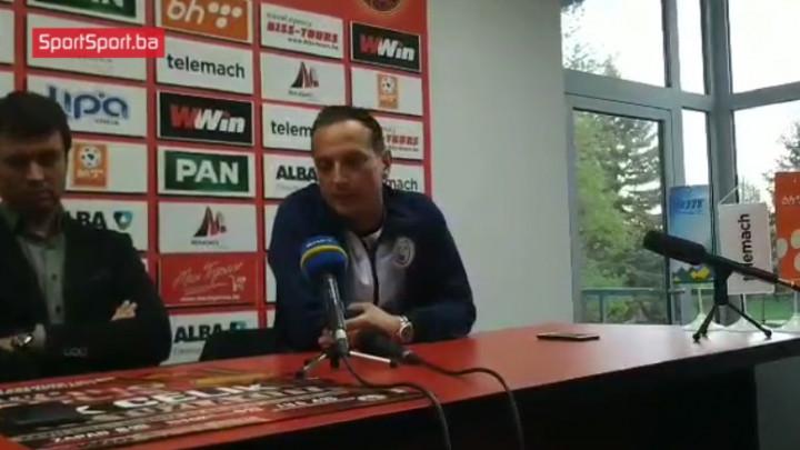 Mirza Varešanović: Ne mogu da vjerujem kakve greške pravimo iz meča u meč