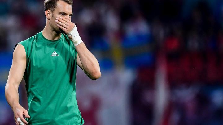 """Neuer odgovorio Ter Stegenu: """"To se kaže u lice"""""""