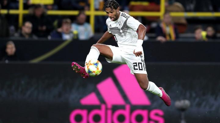 Nijedan Nijemac nije brže stigao do 10 golova u dresu reprezentacije od Gnabryja