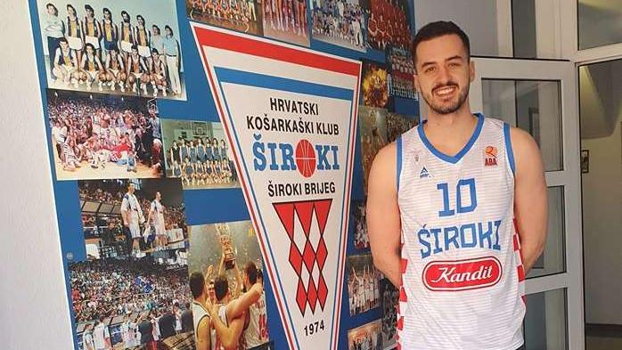 Domagoj Bošnjak novo pojačanje HKK Široki