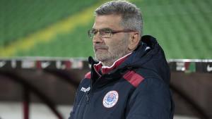 Slišković: Nema euforije, ne opterećujemo se titulom