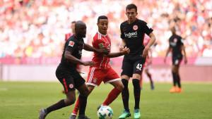 Ćavar ne trenira s Eintrachtom, čeka transfer