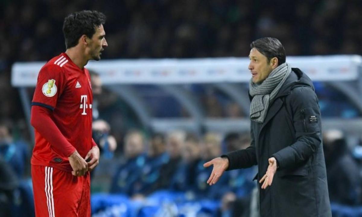Kovač objasnio zašto je Hummels napustio Bayern: Mats se odlučio maknuti s puta