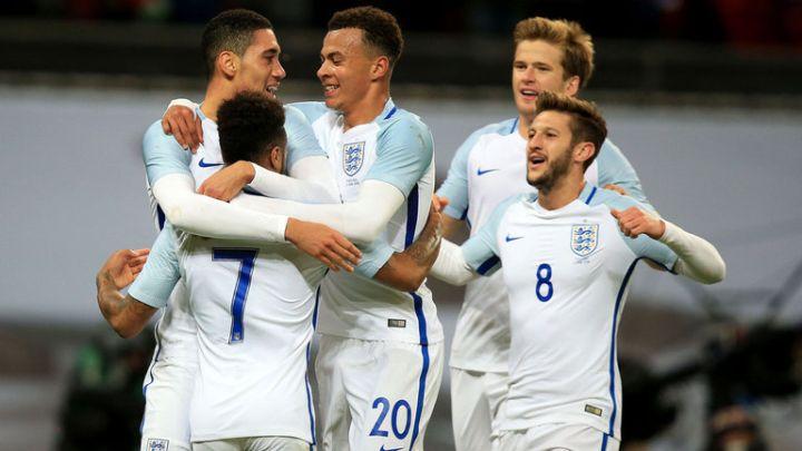 Engleska protiv Njemačke debituje u novim dresovima
