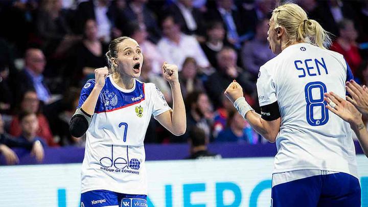 Ruskinje iznenadile svjetske šampionke na otvaranju Evropskog prvenstva