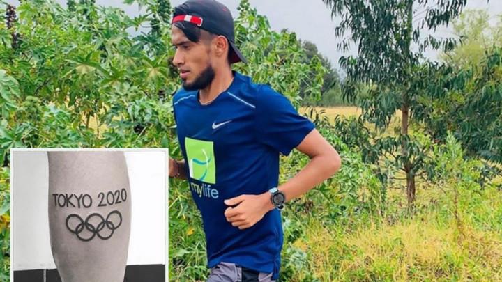 Paragvajski olimpijac se sada crveni: Kako da izmijenim ovu tetovažu?