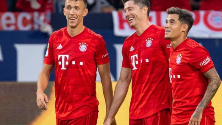 Bayern ne planira zadržati Coutinha i Perišića?