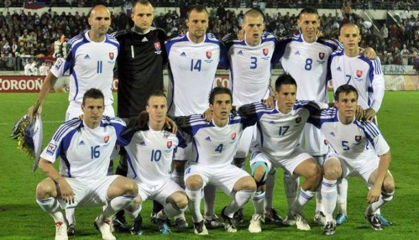 Slovaci sa dva selektora u kvalifikacijama