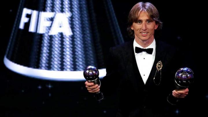 Modrić: Želio bih da zaigram pored Zidanea