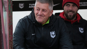 Husref Musemić: Teško je u ovim uslovima govoriti o fudbalu