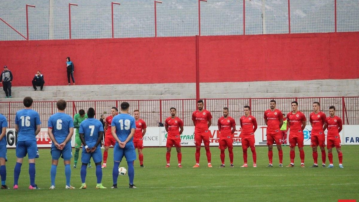 Samba u Mostaru: Brazilski fudbaler novo pojačanje FK Velež