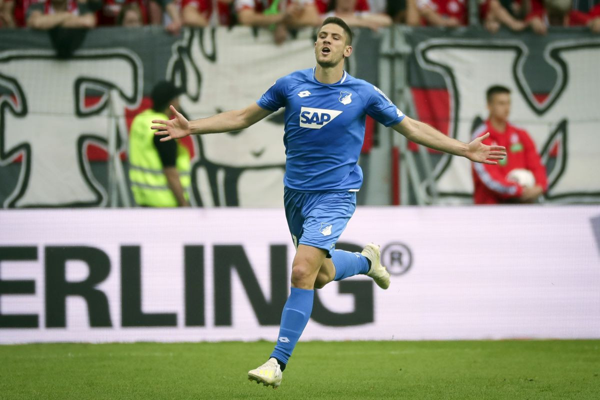 Kramarić počeo sa treninzima
