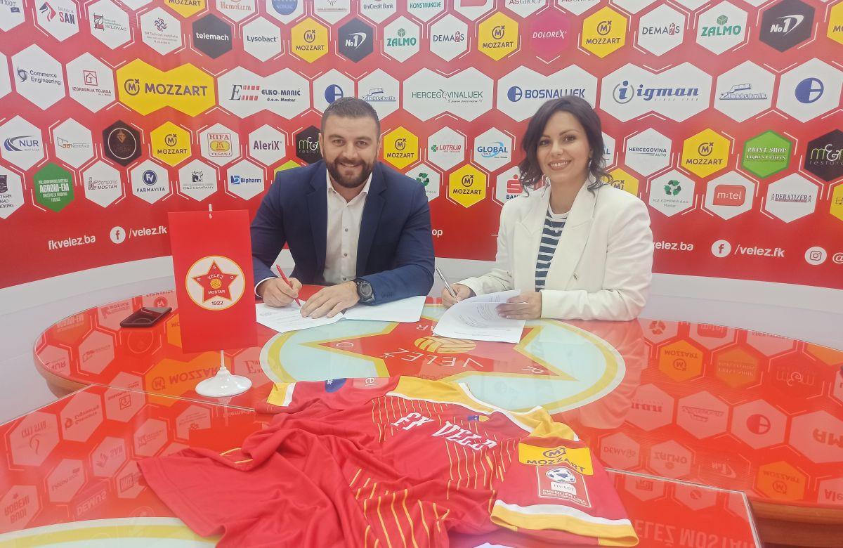 Evropa je svake sezone cilj - Mozzart postao sponzor FK Velež