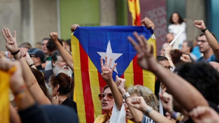 Katalonski nogometni savez otkazao sve utakmice jer su lideri separatista završili iza rešetaka