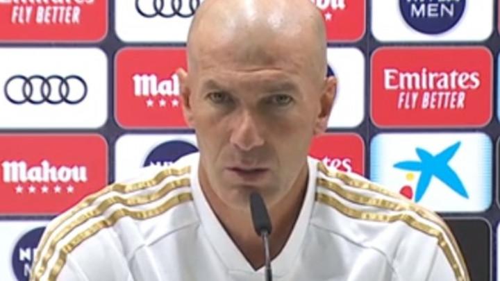 Zinedine Zidane 'prelomio' o Luki Joviću