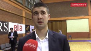 Šabić: Želimo se revanširati Bratuncu za poraz u prvoj utakmici, iako to neće biti lagan posao