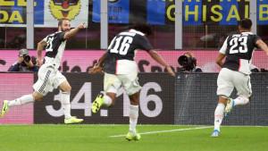 Zna se ko je gazda u Italiji: Higuain ušao i srušio Inter na Meazzi