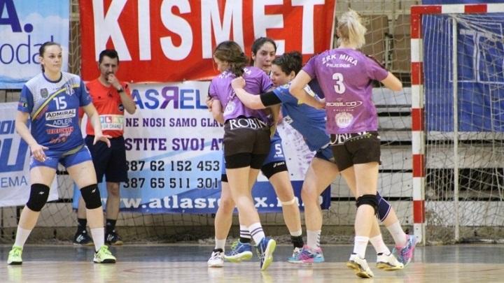 Bh.rukomet na dnu: Utakmicu u Goraždu sudio jedan sudija