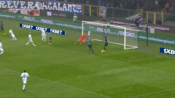 Promašaj karijere Josipa Iličića protiv Intera