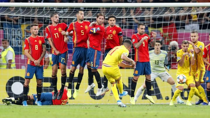 Španija slavila u Rumuniji, Danska i Švedska ubjedljive protiv autsajdera