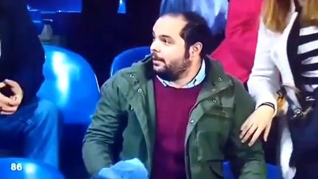 Neobjašnjiva scena s tribina u Španiji: Nikome ništa nije jasno...