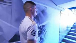 Zbog izlaska na Santiago Bernabeu niko nije imao tremu kao danas Luka Jović