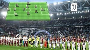 Tim Juventusa sastavljen od angažovanih slobodnih igrača izgleda zastrašujuće