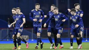 Dinamo slavio u gradskom derbiju i produžio agoniju Lokomotive