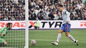 Ronaldo je zabio jedan od najlakših golova u životu, ali je De Gea junak velike drame u Londonu