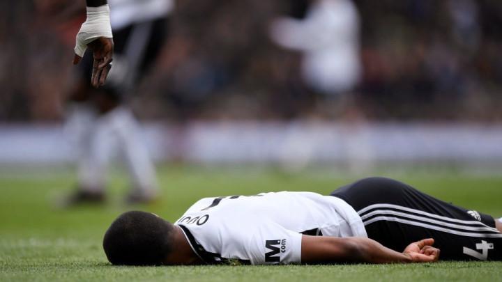 Trenutak kada je Craven Cottage zanijemio: Odoi nakon direktnog udarca u lice završio u bolnici