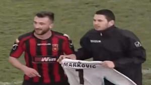 Anđušić: Gol sam posvetio Markoviću, ali nije ono što neki misle...
