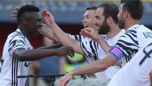Za čitavu sezonu odigrao 12 minuta, pa je odlazak iz Juventusa bio neminovan