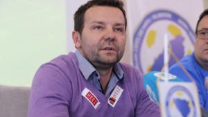 Predstavljen Elvir Baljić: Privuklo me je to što ovaj tim ima veliku budućnost