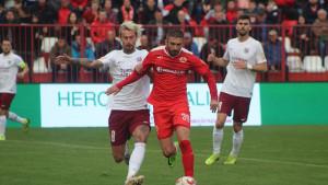 Ćivić pred meč na Grbavici: Očekujem dobru utakmicu, Željezničar je pod većim pritiskom