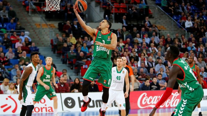 Darussafaka bez šansi u Vitoriji protiv Baskonie