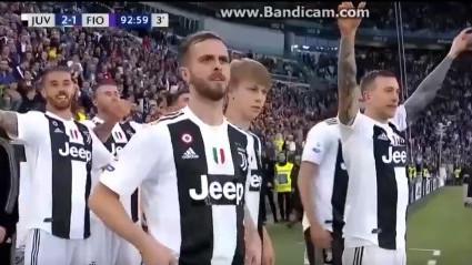 Miralem Pjanić oduševio reakcijom nakon što je sudija svirao kraj