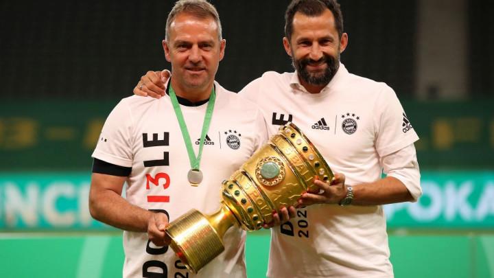 Flick poželio iznenađujuće pojačanje za Bayern, Salihamidžić ne želi ni da čuje za njega