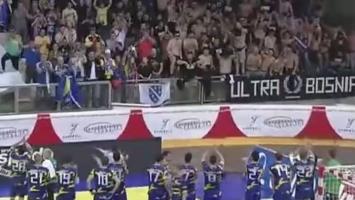 Ni podrška navijača nije bila dovoljna za pobjedu
