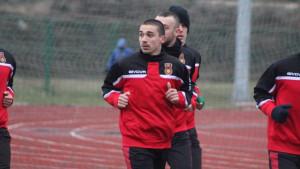 Deni Simeunović novi član NK Metalleghe BSI