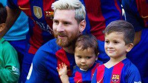 Messi otkrio kako će mu se zvati treći sin